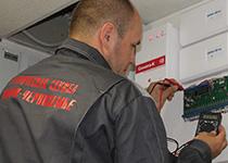 Монтаж охранно-тревожной сигнализации и видеонаблюдения